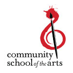 Community School of the Arts logo