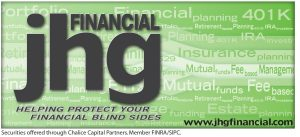 JHG Financial logo