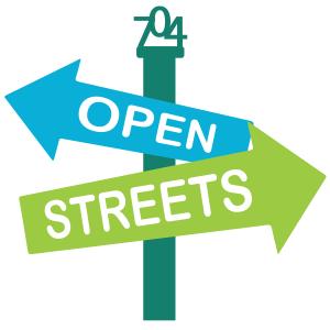 Open Streets 704 logo