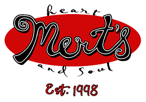 Mert's Heart and Soul Cafe logo