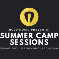 Bold Music Summer Camp Sessions Raffle