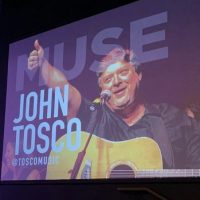 John Tosco at Creative Mornings Charlotte