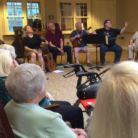 SENIOR SINGALONG WORKSHOPS 7/22-23