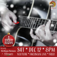 Virtual Tosco Music Holiday Party Dec 12