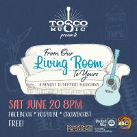 Virtual Tosco Music Party June 20