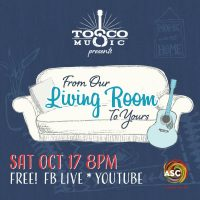 Virtual Tosco Music Party October 17