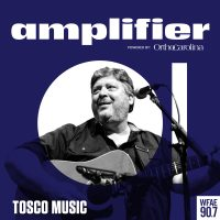 Hear John Tosco's interview on WFAE Amplifier