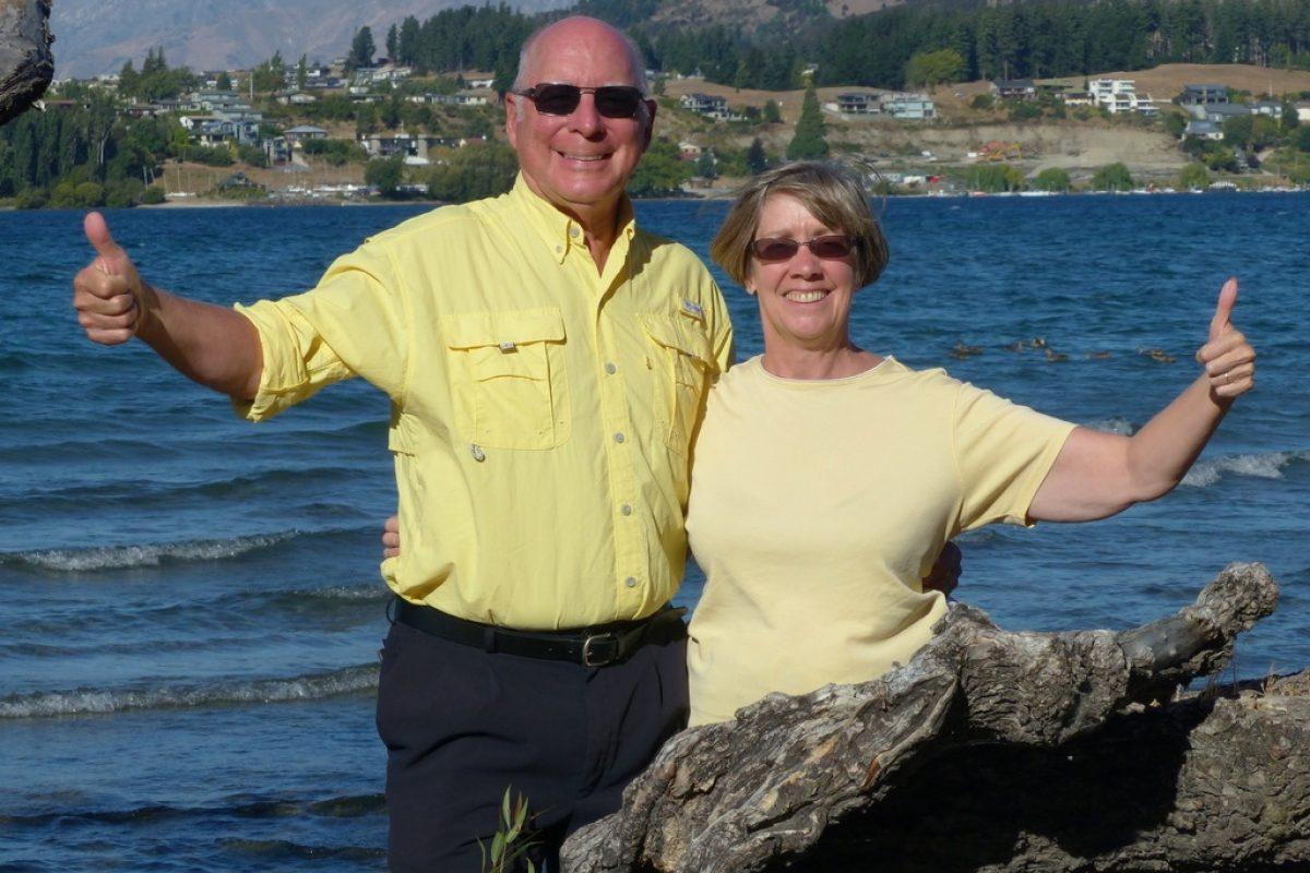 LRS Spotlight: Jim & Betsy Deupree image