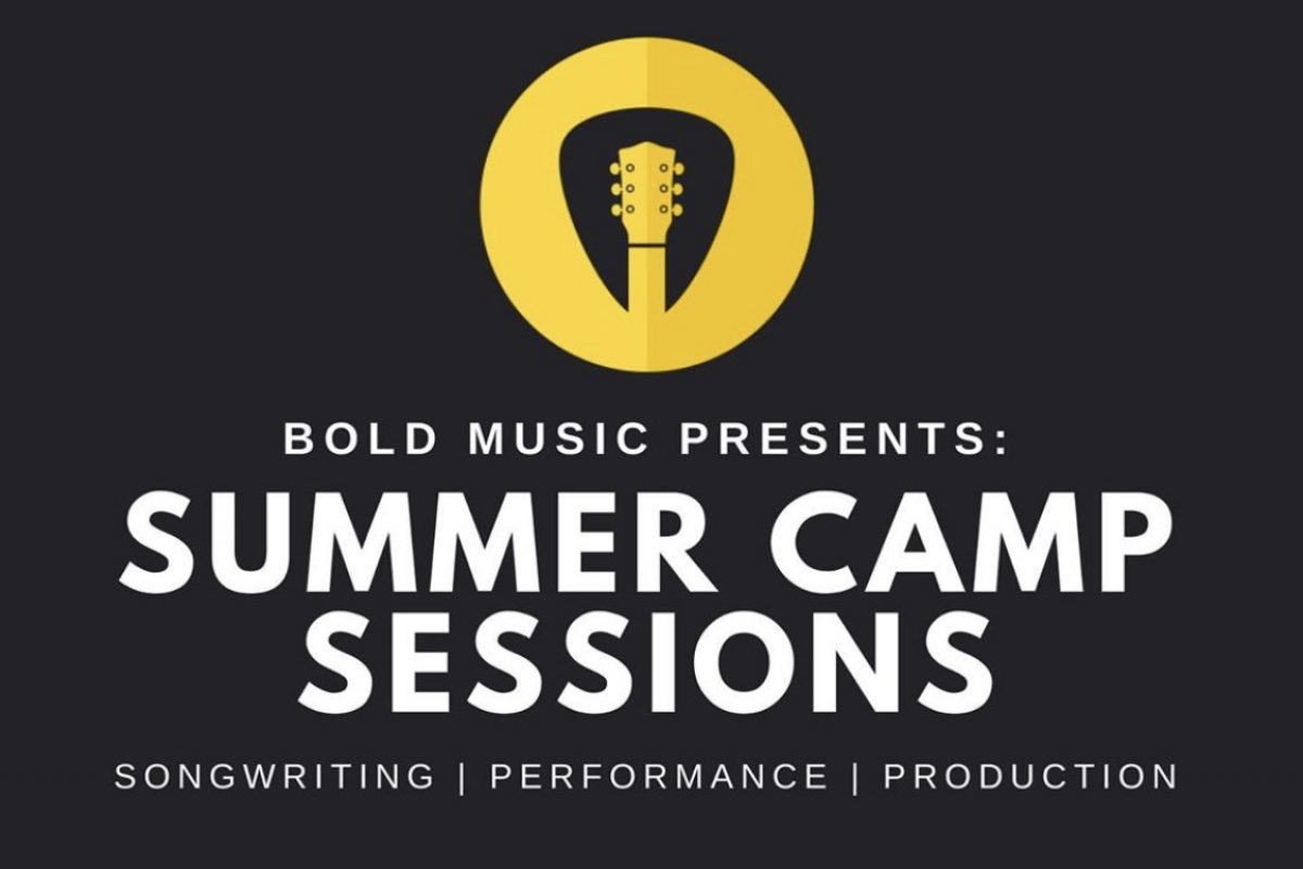 Bold Music Summer Camp Sessions Raffle image