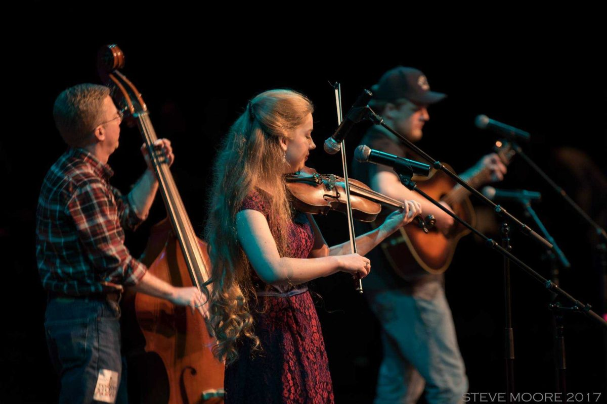 Snyder Family Band April 2017 Tmp By Steve Moore